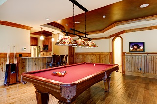 Corry pool table moves image 1